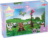 Lumo Stars Puzzel Summer - 56 Stukjes