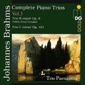 Complete Piano Trios Vol.3: Op8 & 1
