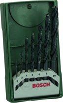 Bosch X-Line metaalborenset - 7-delig - Voor metaal
