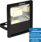 Led bouwlamp SMD 30W - daglicht - 2400 lumen - IP65