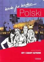 Polski Krok po Kroku - Gry i zabawy jezykowe A1