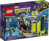 LEGO Ninja Turtles Ontketend in de Mutatiekamer - 79119