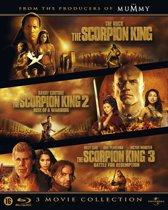 Scorpion King 1 t/m 3, The (blu-ray)