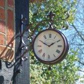 Stationsklok + thermometer Marylebone Station