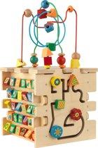 Afbeelding van KidKraft Luxe Activiteitenkubus speelgoed