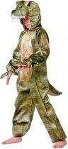 Krokodillen jumpsuit voor kinderen 128