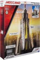 Meccano 2-in-1 Empire State Building
