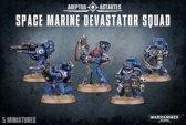 Warhammer 40.000: Space Marine Devastators