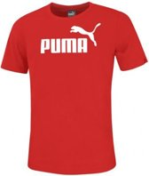 Puma - Ess No 1 Logo Tee - Heren - maat L