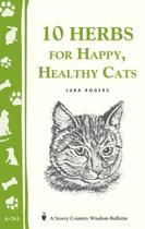 10 Herbs for Happy Healthy Cats