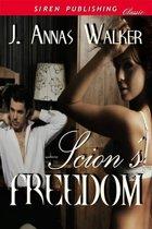 Scion's Freedom