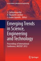 Emerging Trends in Science, Engineering and Technology