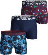 Bjorn Borg Heren 3Pack Short Branch & Leafs-S (4)