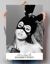 Ariana Grande masker - Poster 61 x 91.5 cm