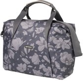 Basil Magnolia Carry All Bag - Fietstas - 18 l - Blackberry