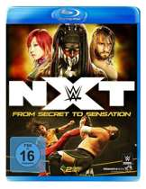 WWE NXT - From Secret To Sensation (Blu-ray)
