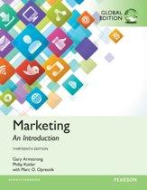Boek cover Marketing van Gary Armstrong (Paperback)