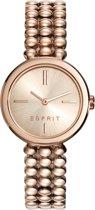 Esprit ES109132003 - Horloge - Staal - 28 mm - Rosékleurig