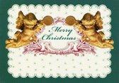 Enkele Kerstkaarten - Ansichtkaart 11 - 10 stuks