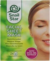 Snail Star Slakkengel Masker met Slakkenslijm extract | 1 stuk
