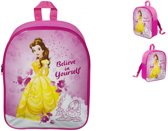 Princess rugzak - Prinses rugtas - Meisjes / Meisje - Disney - Boekentas - Schooltas - Afmetingen 26 x 10 x 32 cm