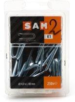 SAM Kram 4x40mmvoordeelverpakking ca. 250gram 818088 K1