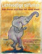 Omslag van 'Lichtvoetige olifanten'