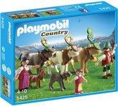 Playmobil Traditionele Afdaling in de Alpen - 5425