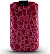 Dolce Vita Pouch/Sleeve Apple iPhone 5/5S Fuchsia/Paars