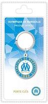 Olympique Marseille Sleutelhanger rubber OM