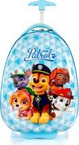 Heys Nickelodeon Egg Shape Kinderkoffer Paw Patrol Blue