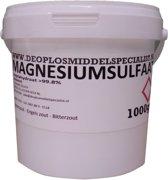 1000gr Magnesiumsulfaat (Bitterzout, heptahydraat)