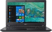 Acer Aspire 3 A317-51-369B Zwart Notebook 43,9 cm (17.3'') 1600 x 900 Pixels Intel® 8ste generatie Core™ i3 i3-8145U 8 GB DDR4-SDRAM 512 GB SSD
