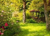 Papermoon Magic Garden Vlies Fotobehang 400x260cm 8-Banen