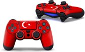 Turkije - PS4 Controller Skins PlayStation Stickers
