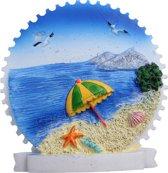 Kamparo magneet strand parasol 7 cm