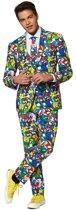 Heren kostuum Nintendo Super Mario - Opposuits pak - Verkleedkleding/Carnavalskleding 50 (L)