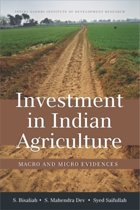 Investment in Indian Agriculture