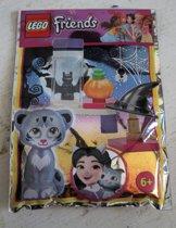 Lego Friends Halloween Poesje (polybag)