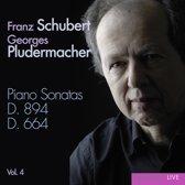 Piano Sonatas D.664 & 894