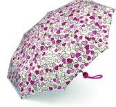 Esprit Opvouwbare paraplu - Hearts