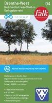 Falkplan fietskaart 4 - Drenthe-west