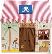 Win Green - Pirate Shack Playhouse - Klein zonder mat