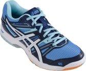 Asics Gel-Rocket 7 Sportschoenen - Maat 35.5 - Vrouwen - blauw/wit
