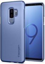 Spigen Galaxy S9+ Cs Thin Fit Coral Blue