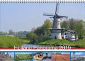 Holland Panorama kalender 2019