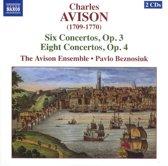 Avison: 6 Concertos, Op. 3 /