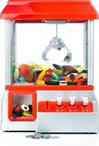 Gadgy Candy Grabber met/zonder geluid - Grijpmachine, Snoepmachine, Snoepautomaat