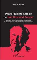 Penser l'épistémologie de Karl Raimund Popper