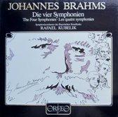 Bbrahms Symphonien/ Kubelik
